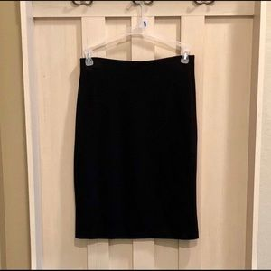 Black Philosophy Skirt